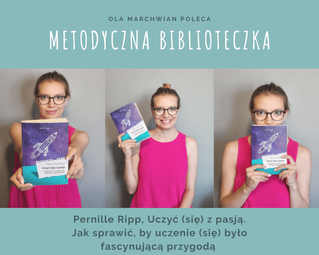 Biblioteczka metodyka pernille ripp